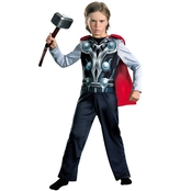 Disguise Ltd. Child Thor Avengers Costume, Small 6