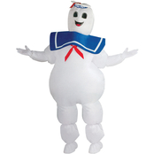 Rubie's Costume Adult Ghostbuster Stay Puft Inflatable Coastume