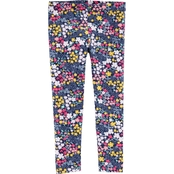 Carter's Toddler Girls Mix and Match Flower Leggings