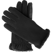 Isotoner Women's smartDRI Stretch Touchscreen Fingerless Gloves