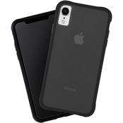 Case-Mate Protection Pack Tough Matte Case Plus Protector for Apple iPhone XR-Bk
