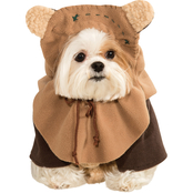 Pet Costume Ewok Small