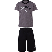 Jordan Little Boys 2 pc. Take Flight Short Set