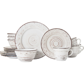 Pfaltzgraff Trellis White 16 Pc. Dinnerware Set