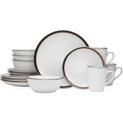 Pfaltzgraff Dylann White 16 Pc. Dinnerware Set