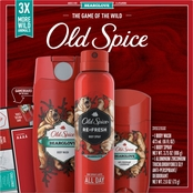 Old Spice Wild Pack 2019