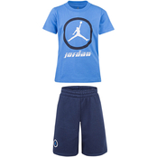 Jordan Little Boys Tee and Speed Shorts 2 pc. Set
