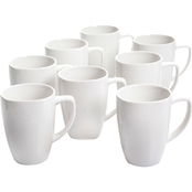 Gibson Home Zen Buffetware 8 pc. Mug Set