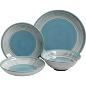 Gibson Elite Sunbreeze 16 pc. Dinnerware Set