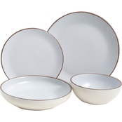 Contempo Classic Dinnerware Set Blue