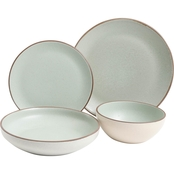 Contempo Classic Dinnerware Set Mint