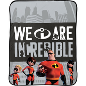 The Incredibles 2 Racing Throw