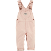 OshKosh B'Gosh Infant Girls Overalls