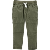 Carter's Toddler Boys Woven Pull On Pants