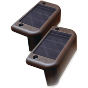Solar Powered Deck Light 4 pk.