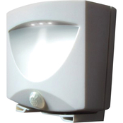 Battery Powered Motion Activated Outdoor Night Light
