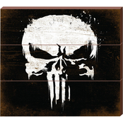 Punisher MDF Panel