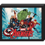 Marvel Molded Shadowbox