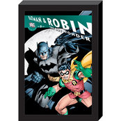 DC Comics 3D Framed Art