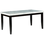 Steve Silver Westby Marble Top Dining Table
