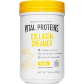 Vital Proteins Collagen Creamer Coconut, 10.3 oz.