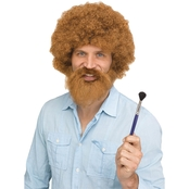 Fun World Adult Ross Groovin' Guy Wig
