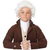 Colonial Man Wig Child