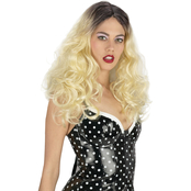 Fun World Adult Long and Sassy Blonde Wig