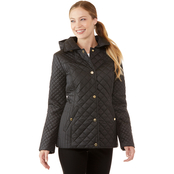 Anne Klein Quilted Jacket