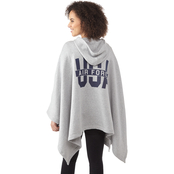 MV Sports Air Force Fleece Amanda Poncho