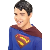 Superman Vinyl Adult Wig