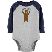 OshKosh B'gosh Infant Boys Bear Hug Bodysuit