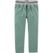 OshKosh CROSS COUNTRY GREEN CANVAS PANT