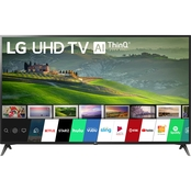 LG 70 in. 4K UHD HDR Smart LED TV with AI ThinQ