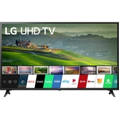 LG 49 in. 4K UHD HDR LED Smart LED TV
