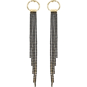 Panacea Pave Baubles Duster Earrings