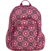 Vera Bradley Holland Garden Campus Backpack