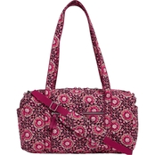 Vera Bradley Small Travel Duffel Bag, Holland Garden
