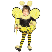 Rubie's Costume Toddler Bumblebee Costume 2T-4T