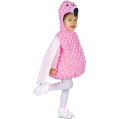 Underwraps Costumes Toddler Flamingo Costume 2T-4T