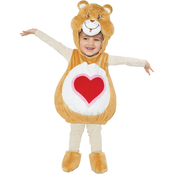 Underwraps Costumes Toddlers Care Bears Tenderheart Costume