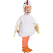 Underwraps Costumes Toddler Chicken Costume 18-24 M
