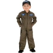 Rubie's Costume Toddler Air Force Fighter Pilot Costume 2T-4T