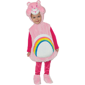 Underwraps Costumes Toddler Girls Care Bears Cheer Bear Costume