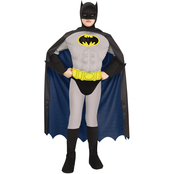 Rubie's Costume Toddler Boys Batman Muscle Costume