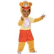 Disguise Ltd. Toddler Fozzie Costume 12-18 Months