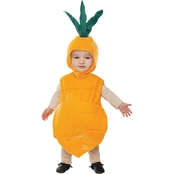 Underwraps Costumes Toddler Carrot Costume 18-24 Months