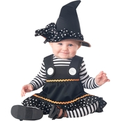 California Costumes Infant Crafty Lil Witch Costume