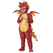 California Costumes Toddler Fire Breathing Dragon Costume 3T-4T