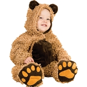 Princess in Paradise Infant Chenille Teddybear Costume